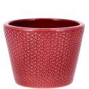 Ceramic bucket Finley suitable for TO12, D14cm, H1
